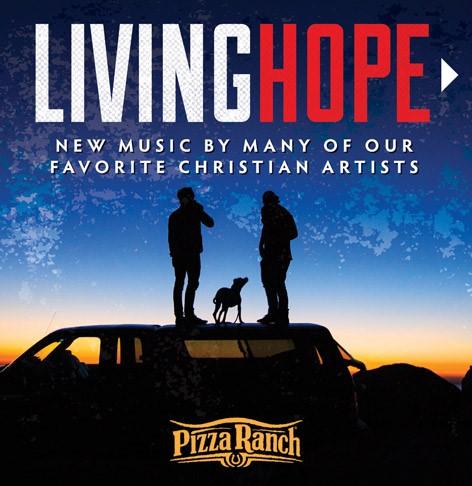 Living Hope CD cover