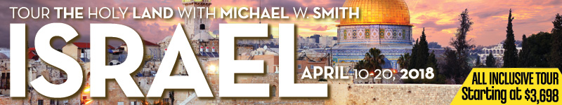 "THREE MICHAEL W  SMITH & FRIENDS ""EXPERIENCES"" ANNOUNCED"