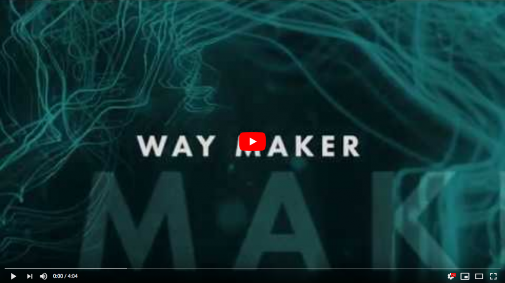 WAYMAKER - Radio Version