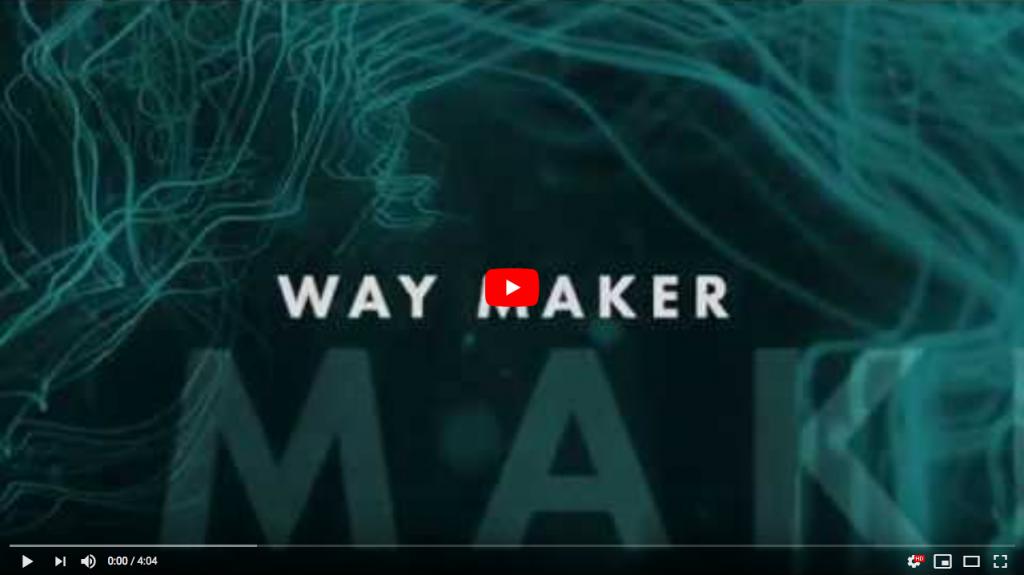 WAYMAKER - Radio Version
